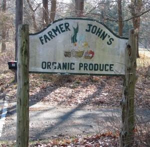 Farmer Johns sign
